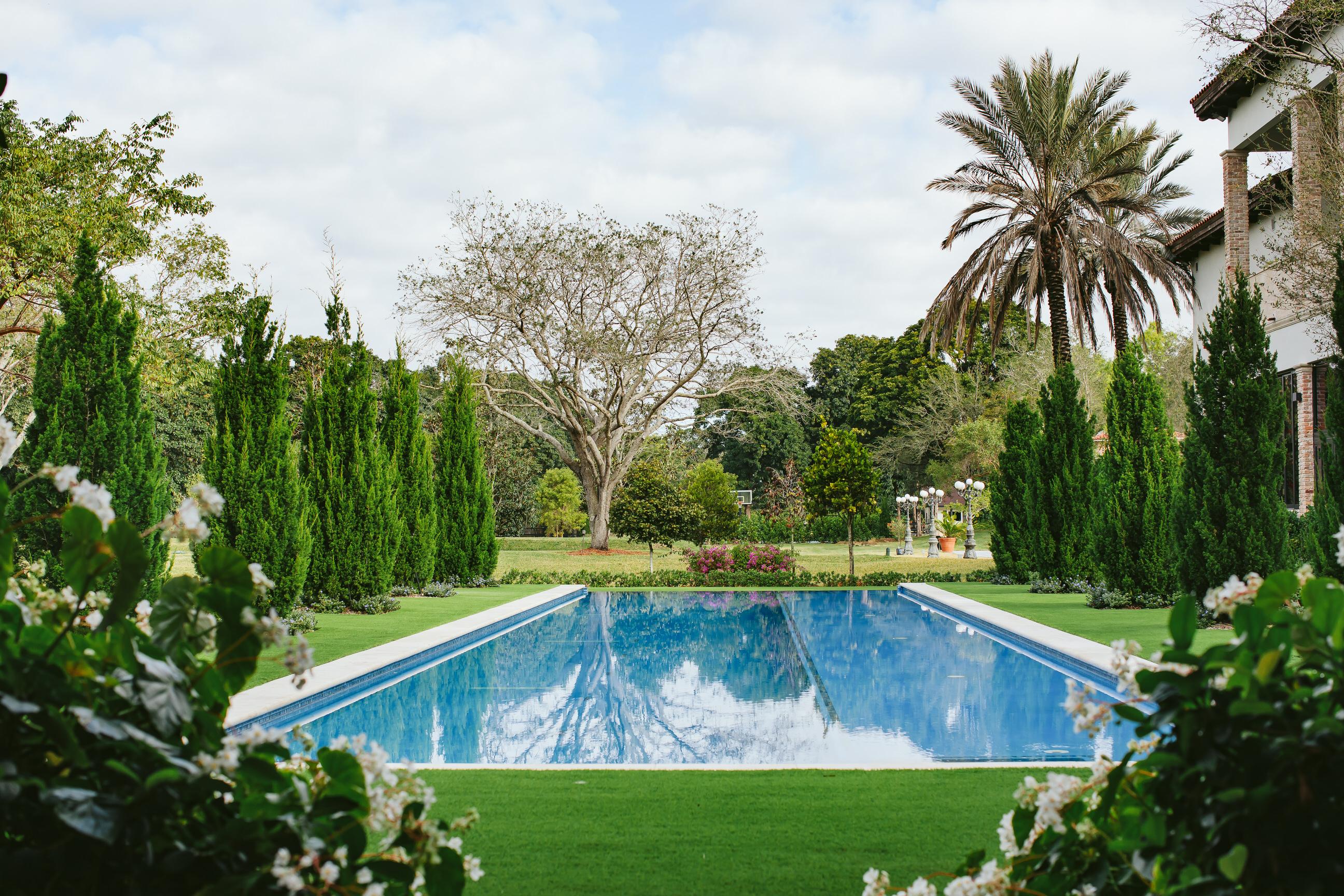 Tuscan-Inspired Gardens